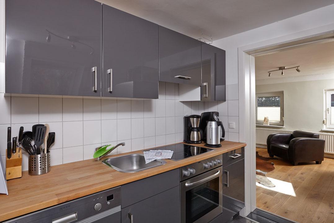Hohe Düne, Küche