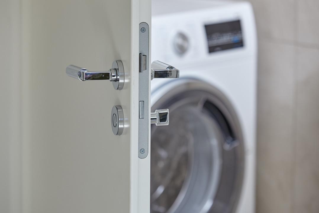 Waschmaschine (Detail)