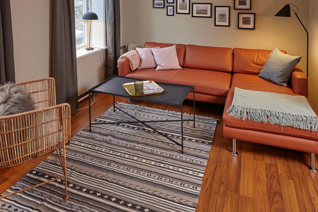 Lounge, Wohnraum (OG)